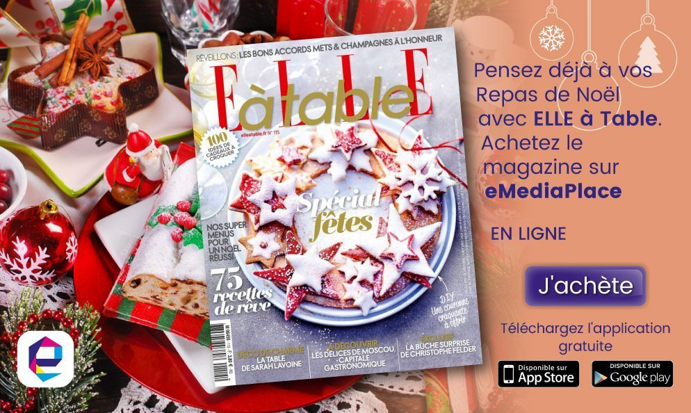 Elle A Table N 115 Emediaplace