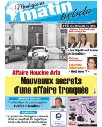Presse malgache à jour