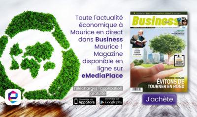 magazine mauricien