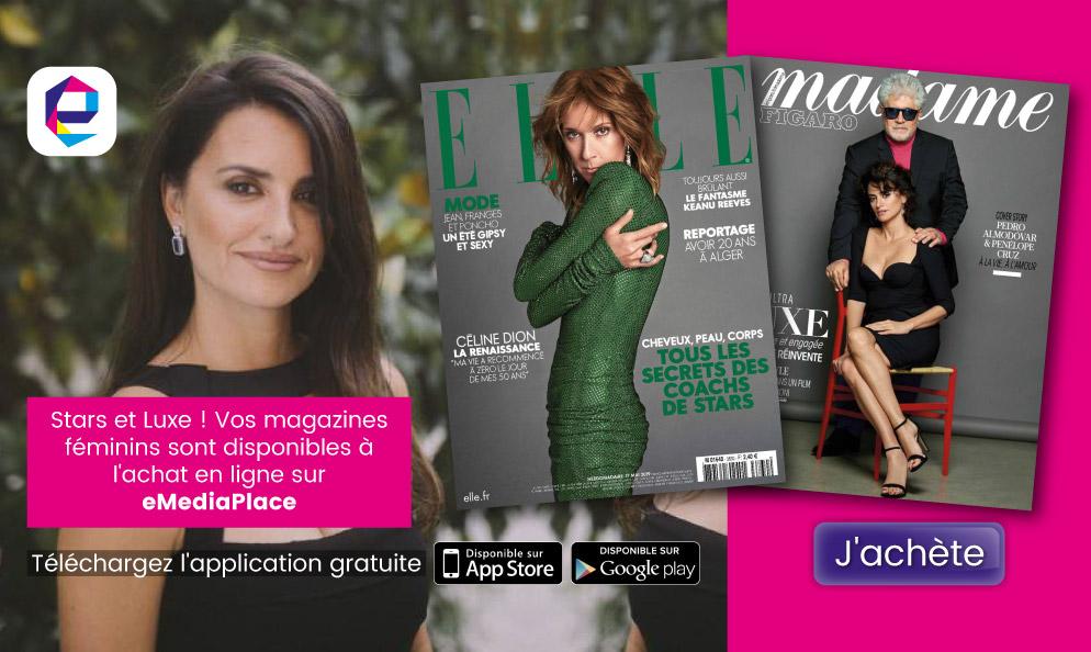007aef228b3 ELLE N°3830 - Madame Figaro 17.05.19 - eMediaPlace