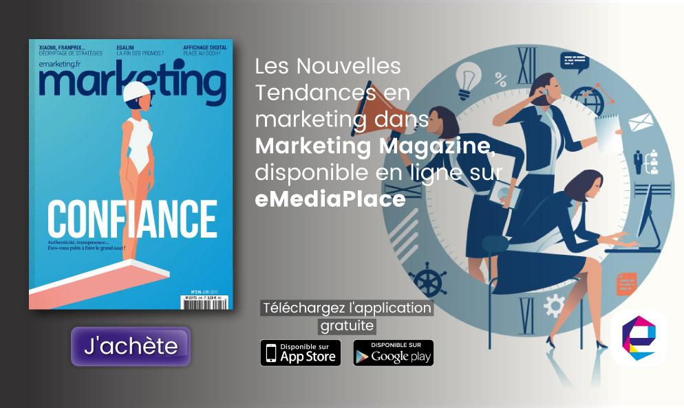 magazines professionnels