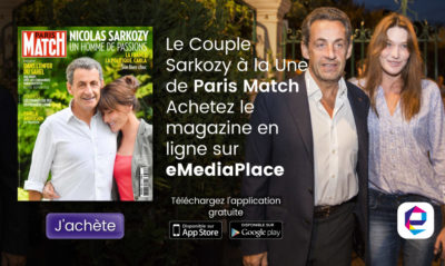 paris match mag
