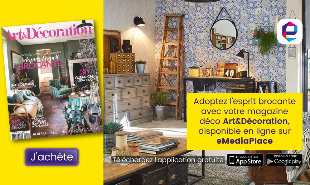 magazine décoration